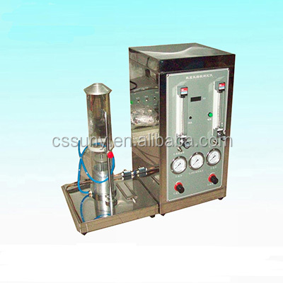 Kỹ thuật số Oxy Index Tester