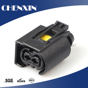 High Quality CHENXIN 2 pin 3.5 series female automotive connector 52555 0 Plug Housing