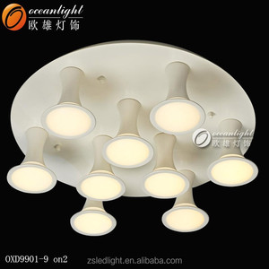 Honey combs new style pendant lamp, hexagon white pendant lamp OXD990