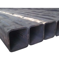 Used square steel pipeline price