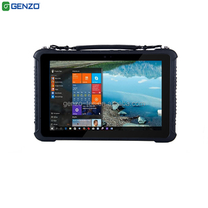 Image of 5/6/8/10.1/12.2 inch rugged tablet android win10 industrial tablet PC rugged laptop and pdas with NFC Fingerprint RS232 RJ45