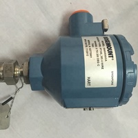 Rosemount 248 temperature transmitter with thermowell