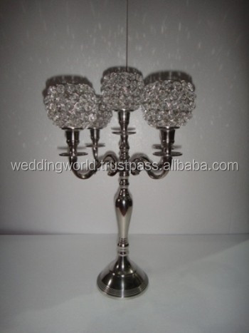 table centre piece candelabra