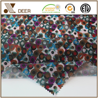 Custom High Quality Suit Digital Printed 48*340 Polyester Lining Fabric