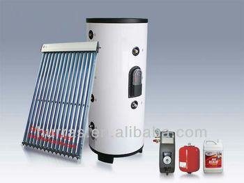 Superb Solar Powered Water Heater Portable,split Solar Water Heater Pressurized  With Heat Pipe