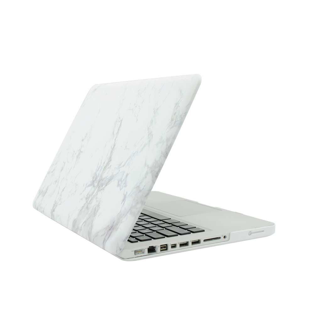2016 newest best quality custom marble printed case for macbook air 13 for dell laptop shell case