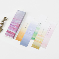 Custom Design Colorful Cool Paper Bookmark To Print