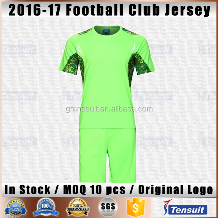 training jersey soccer high quality suit China supplier national team jeresey football shirts sublimation blank soccer uniforms