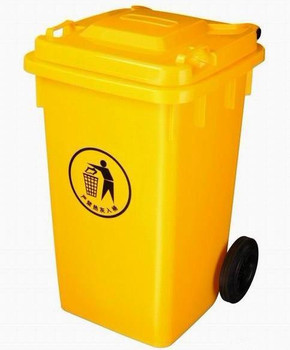 240 Liter Waste Bin Recycle Waste Bin Plastic Garbage Bin