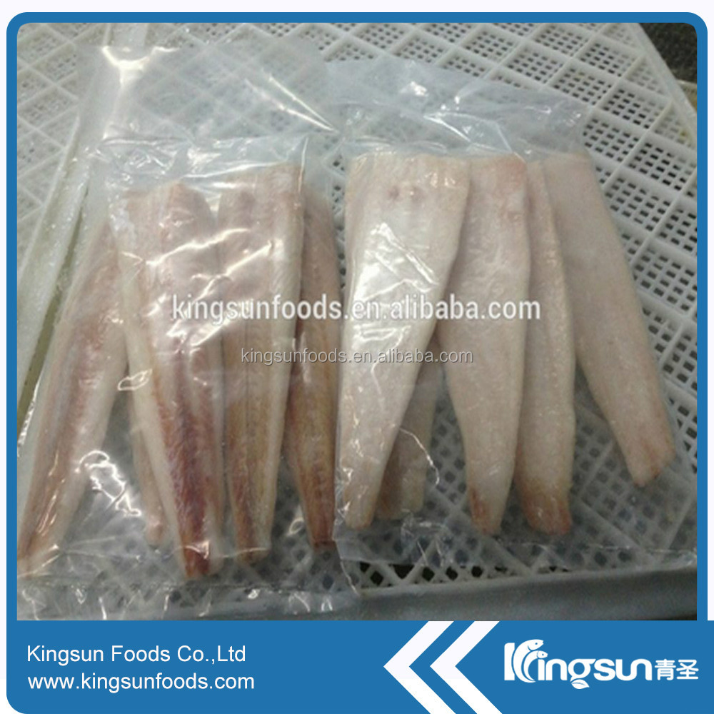 Top Sale Frozen Canadian Hake FIllet With Top Quality