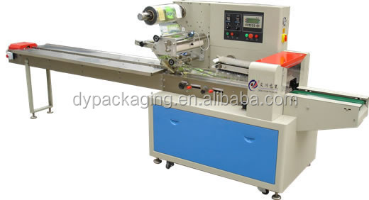 pillow packing machine, rotary Horizontal Packaging Machine 450