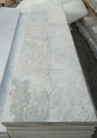 White marble tiles/slab/table top /natural marble kitchen counter top