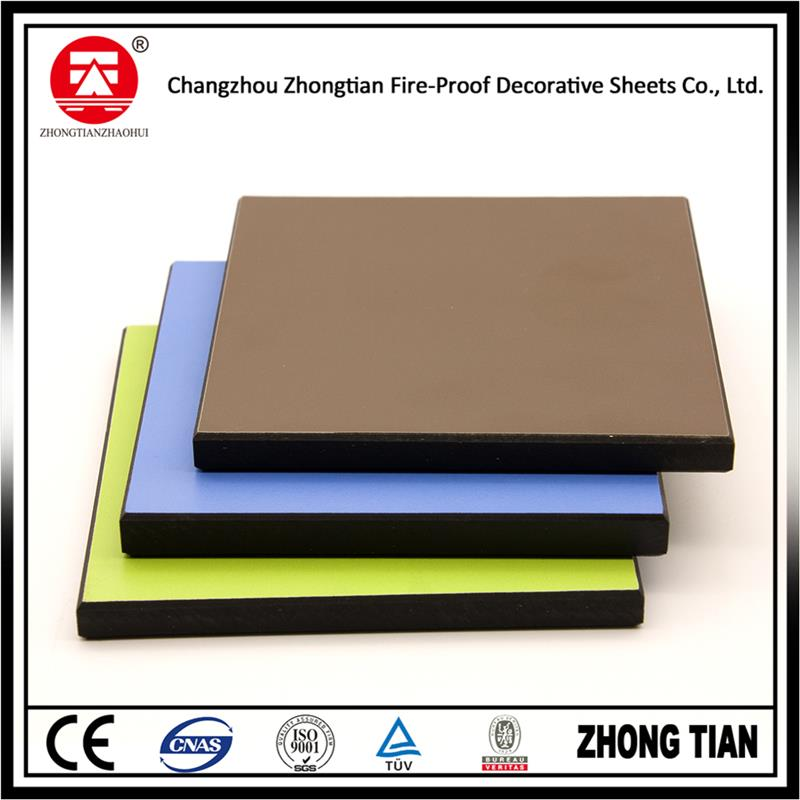 Brand new laminate decor with CE certificate
