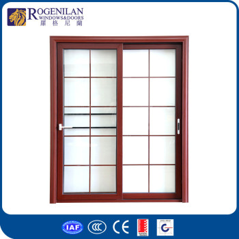 Rogenilan 80# Aluminum Frame Lowes French Doors Exterior Metal ...
