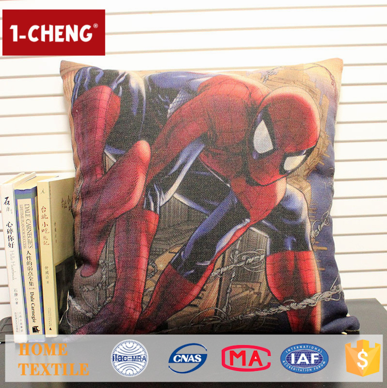 Hot Sale Creative American Movie Pattern Printing Design Cushion,Home Decor Pillow Case,Decorative Pillows Hot Cover