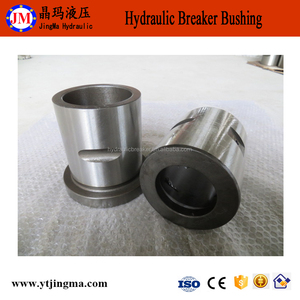 Bushing for rammer hydraulic breaker