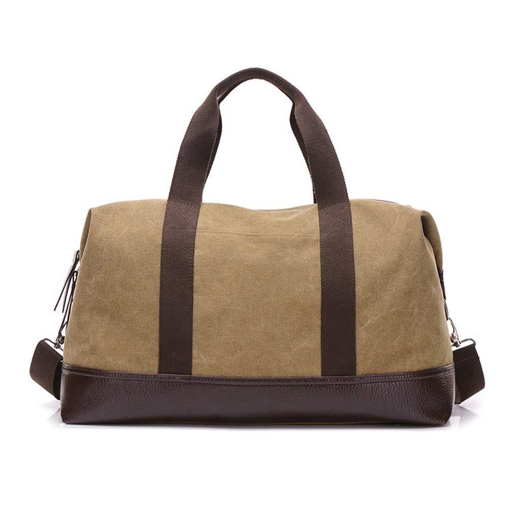 Crystalzhong Canvas Travel Bag, Luggage, Leisure Canvas, Shoulder Bag, Shoulder Bag, Traveling Bag, Traveling Bag.