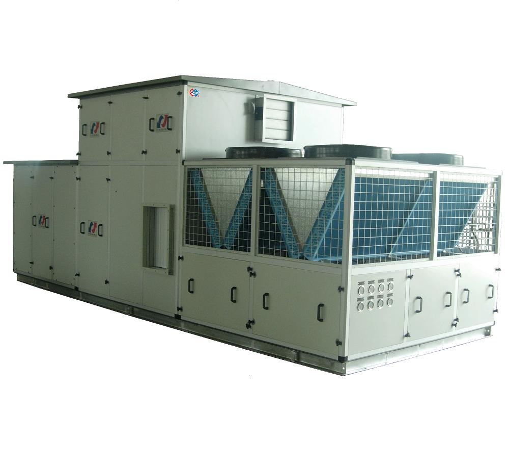 Pendingin Udara Pendingin Split Jenis Unit AC Outdoor Unit Chiller dengan Hstars