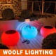 newly design plastic led glow furniture designs centre table
