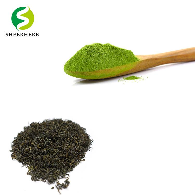 Instant Flavored Drink Powder Green Tea Powder Natural Instant green tea powder - 4uTea | 4uTea.com