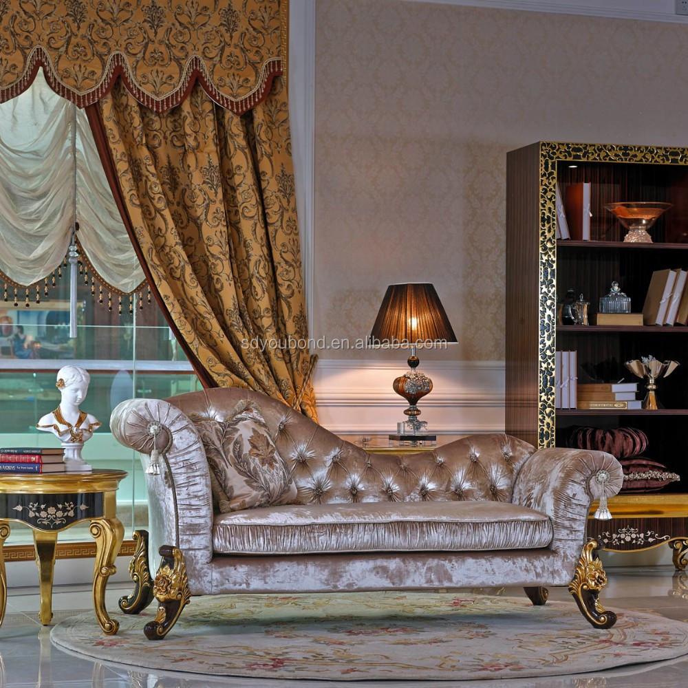 0061 italien classique mobilier de chambre, de luxe chambre ...