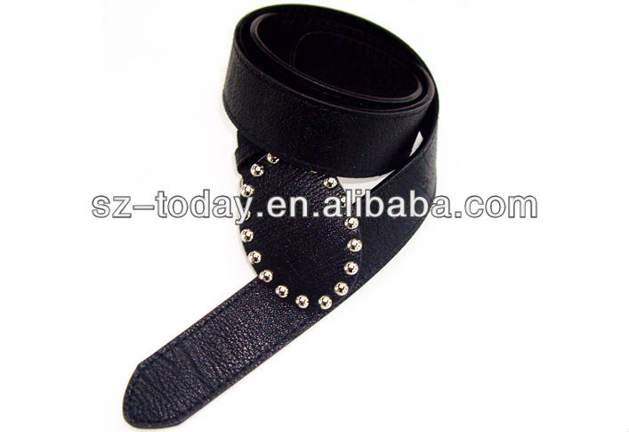 newest fashion mexican leather belts