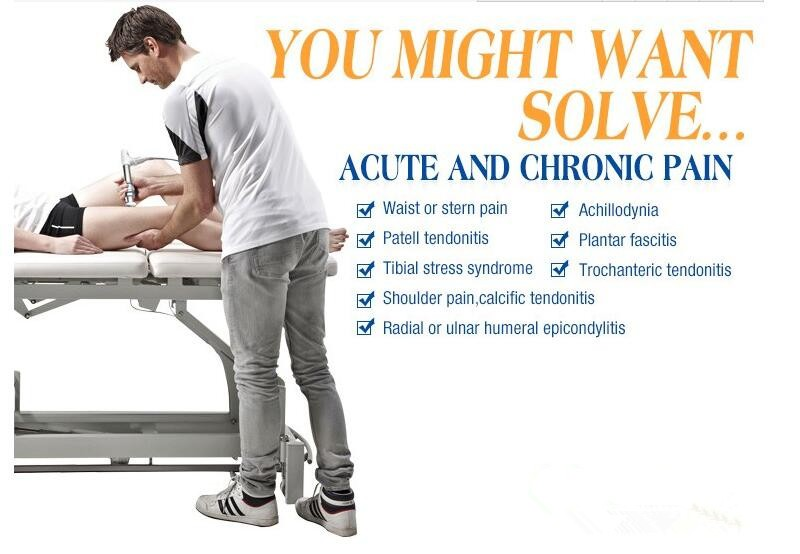 Erectile Dysfunction / Medical Equipments Shockwave /Pain Relief physical Therapy