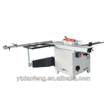 Mj233a Precision Sliding Table Saw - Buy Table Slide Saw