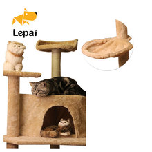 Special Offer Crawling Tree Cat Indoor Gym House