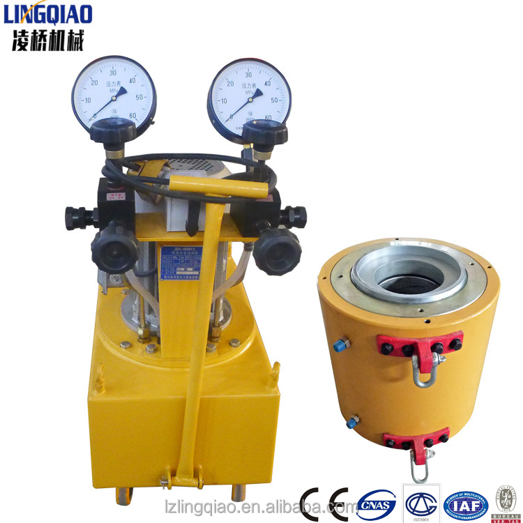 High Pressure Oil Pump Parts For Concrete Hydraulic Jacks