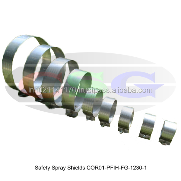 Safety Spray Shields ( COR01-PFIH-FG-1230-1 )
