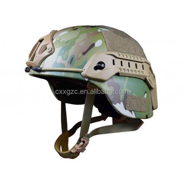 Military MICH level IIIA ballistic helmet army tactical bullet proof helmet