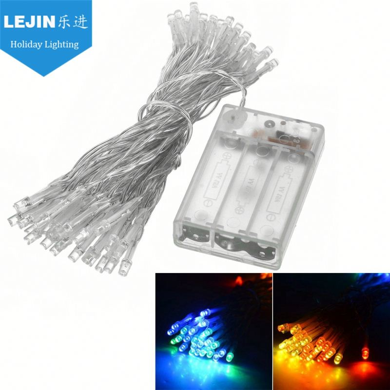Most popular Multicolor battery string lights michaels Free sample party decoration