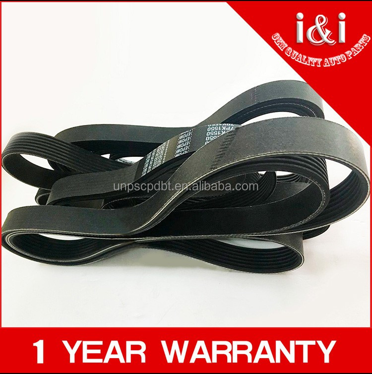 Car Fan Belt, V Belt Supplier for Japanese Cars HONDACRV 2007-2012 RE2 7PK2061 31110-RWK-A01