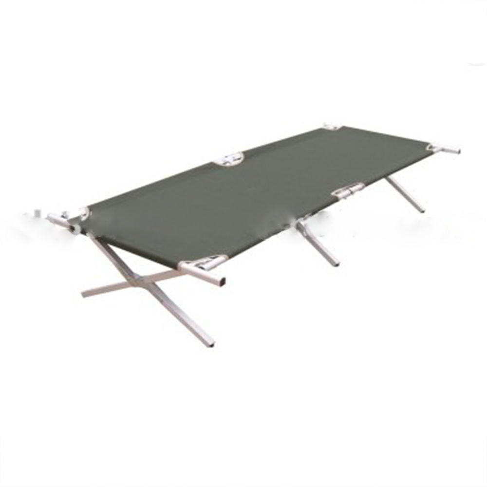 - Camping Folding Cot /army Folding Bed Olive Green - Buy Camping