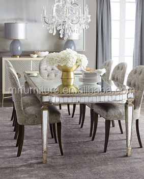 Hot Ing Event Mirrored Dining Table