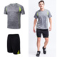 Ecoach high quality super comfort custom mens sports compression fitness golds gym t shirt