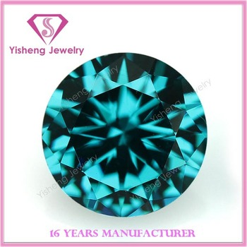 Hot Sale Product Diamond Cut Blue Nano Crystal Zircon Natural Gemstones  Peru - Buy Natural Gemstones Product on Alibaba com