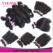 Promotion price limited in stock 3pcs/lot 28inches unprocessed 100% virgin brazilian hair wholesale