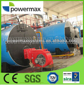 Biomass Gasification Hot Water Boiler