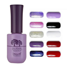 12pcs Inail Lavender Aroma amazing Gel Polish 15ml 78 colors for choices