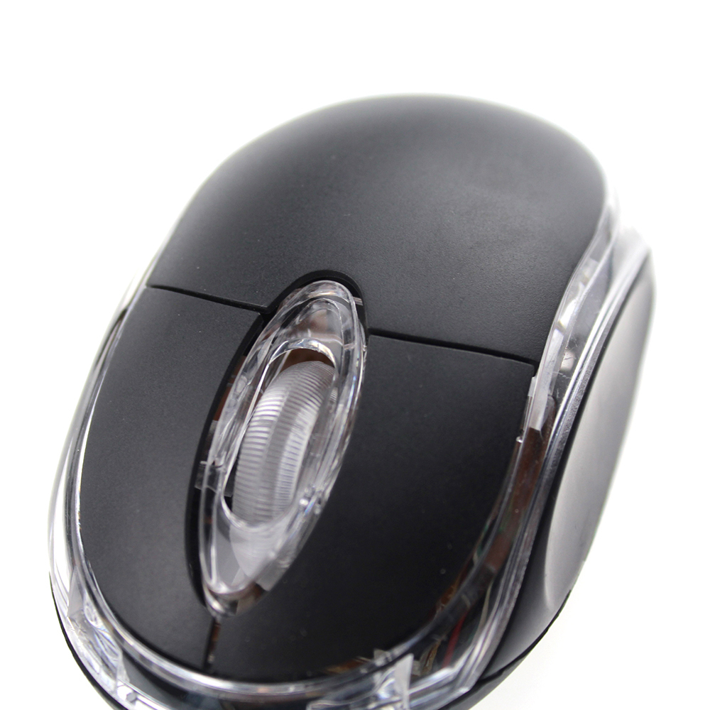 3D LED Scroll USB Optical Mouse for Laptop/PC Mac Desktop Tablet Hot usb wired mouse Free shipping
