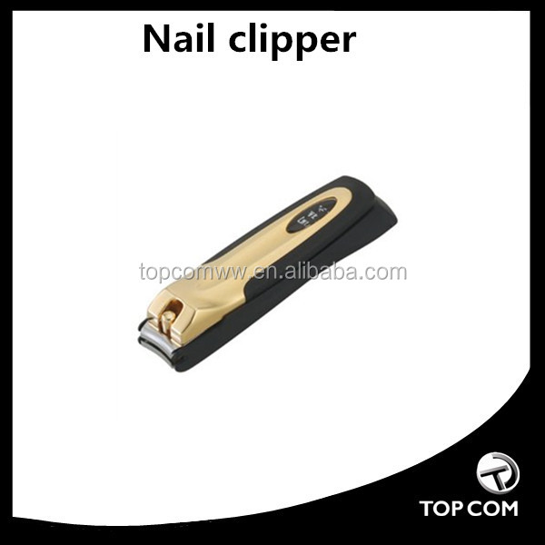FlyStone KAI Seki magoroku Nail Clippers - Type 101 Gold professional nail cutter