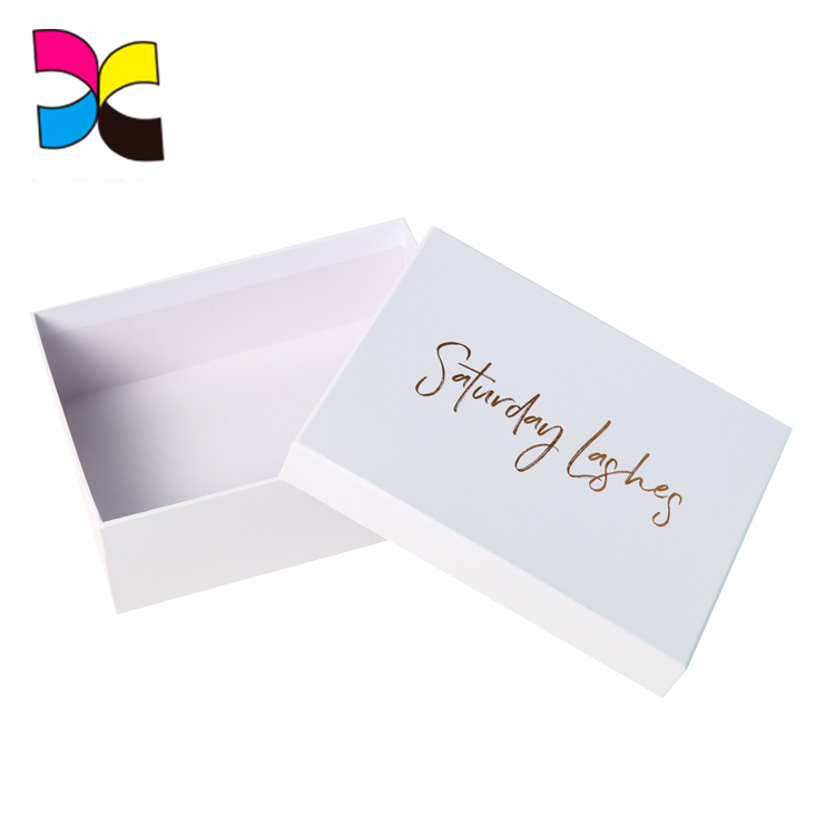 Wholesale printing paper box gift cardboard box for jewelry