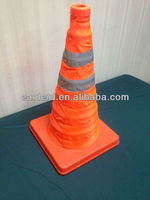 Reflective safety cone/road safety equipment