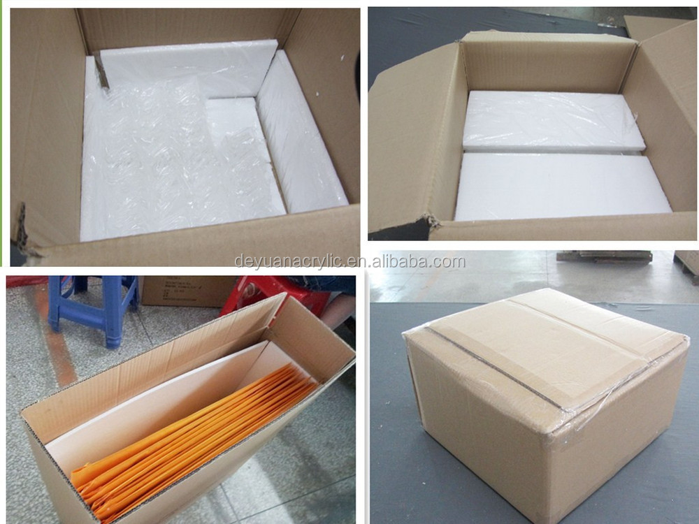 Factory Wholesale Small Acrylic Card Holder Cheap Price
