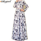 pakistani modest clothing oem islamic dresses women long party wear evening muslim Lily Dress