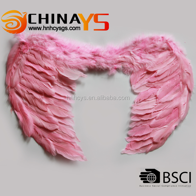 New pary wings/feather wings/angel wings in optional colours Pink small angel wings for crafts