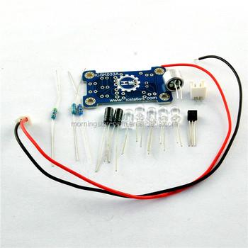 5v Clapper Control Trousse Clap Diy Kit Clap Switch Suite Sound Activated Led Switch Electronics Part Pcb Circuit Voice Control Buy Voice Activated