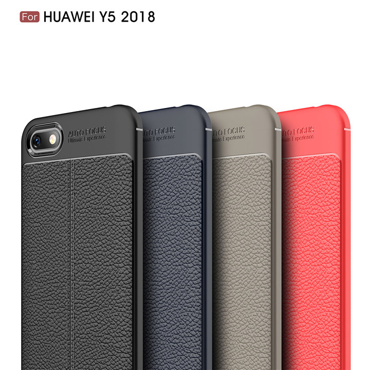 Rugged Armor Case Cover for For Huawei Y5 2018